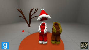 The Christmas Pack (SFM/GMOD Props) [DL]