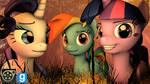 Bonemergeable Pony Eyebrow (SFM) [DL]