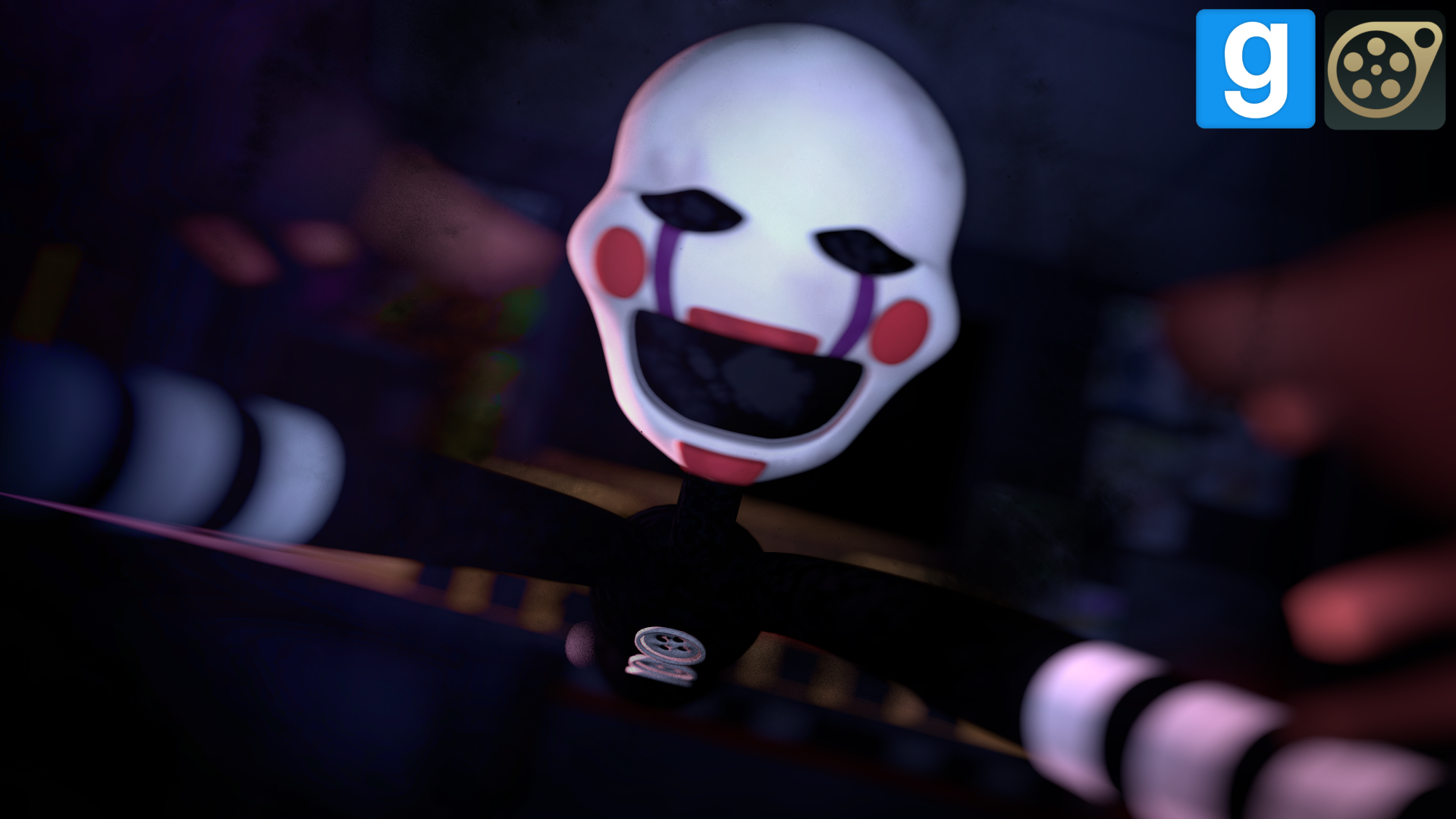 Fnaf 2 puppet master dl by whiteskypony on deviantart
