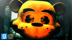 FNAF 2 - Freddy Fazbear Mask (Prop) [DL]