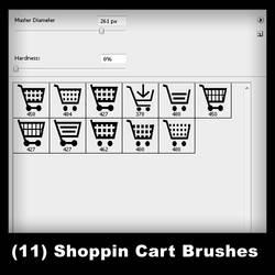 11 Shopping Cart Brushes