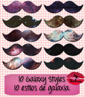 Galaxy styles by ibalove