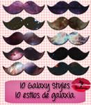 Galaxy styles