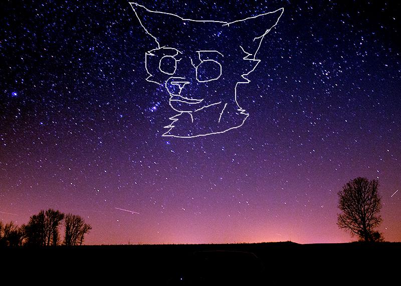 In the Stars by Kittencu