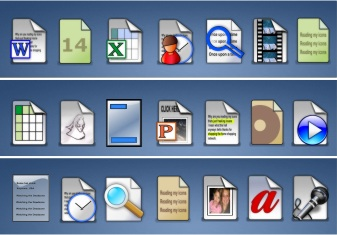 73 Doc and filetype icons