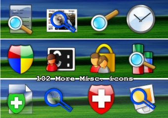 another 102 misc icons