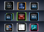 20 Ipod Nano Icons