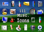 111 Misc icons 'NEW'