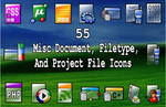 55 misc doc - filetype icons