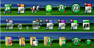 24 torrent icons