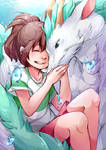 Paper Dolls- Studio Ghibli Fanbook
