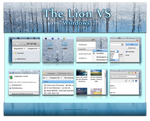 The Lion Visual Style - Windows 7