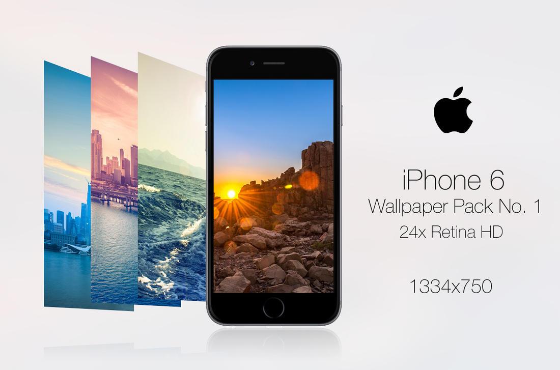 Pacman Iphone 6 Wallpaper Hd: Retina HD Wallpaper Pack No. 1
