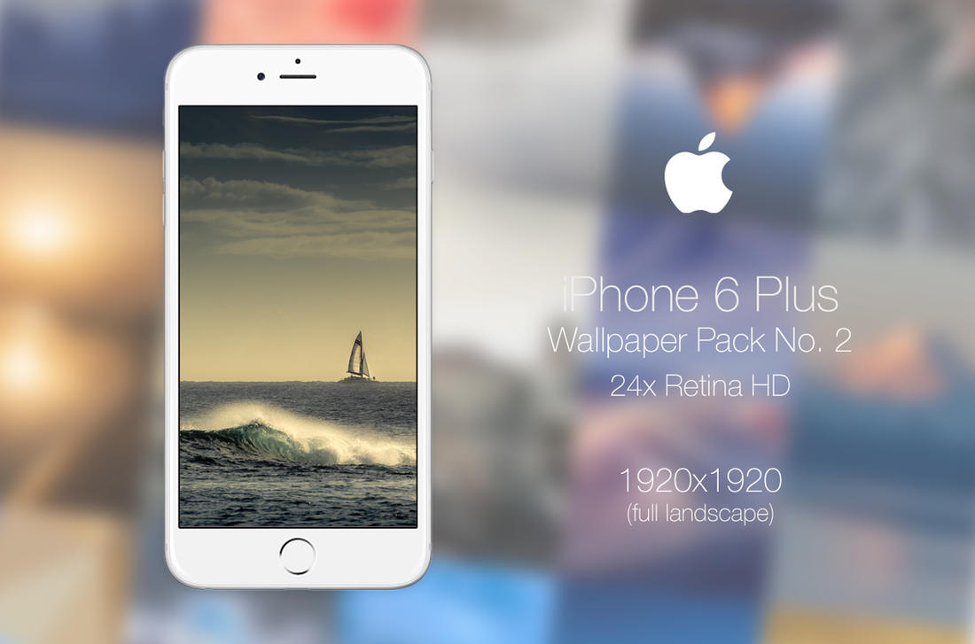 Retina HD Wallpaper Pack No. 2
