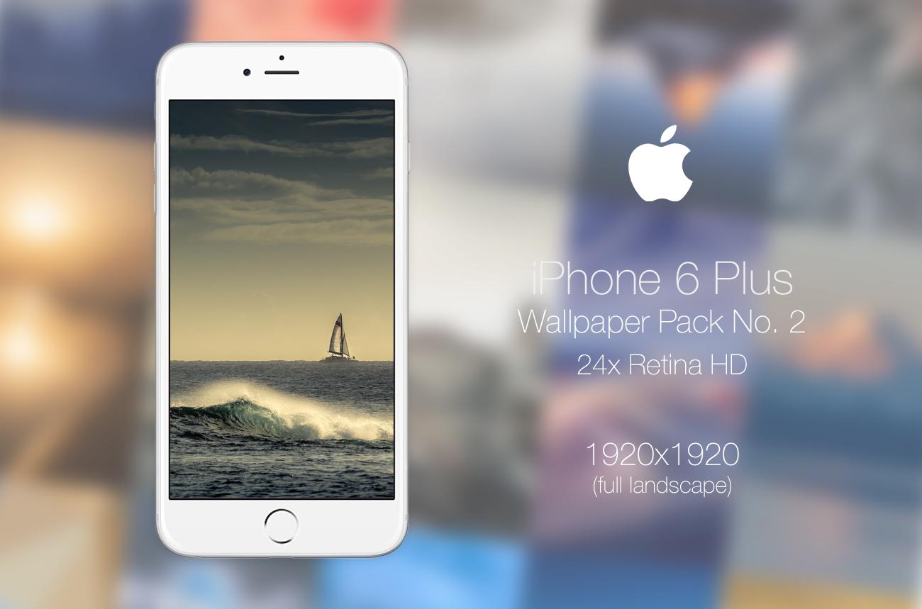 Iphone 6s Plus 4k Wallpaper: Retina HD Wallpaper Pack No. 2