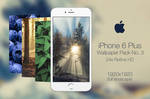 Retina HD Wallpaper Pack No. 3 - iPhone 6/S Plus
