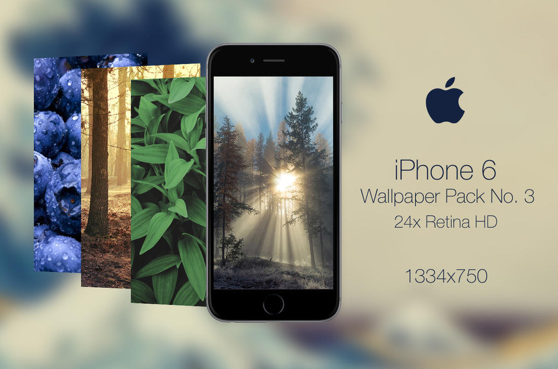 Retina HD Wallpaper Pack No. 3