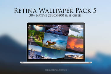 Retina Wallpaper Pack 2015 No. 5