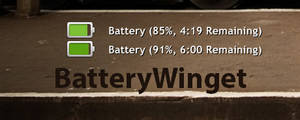 BatteryWinget by N00by4Ever
