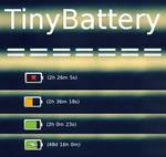 TinyBattery - Conky config [Conky 1.10]