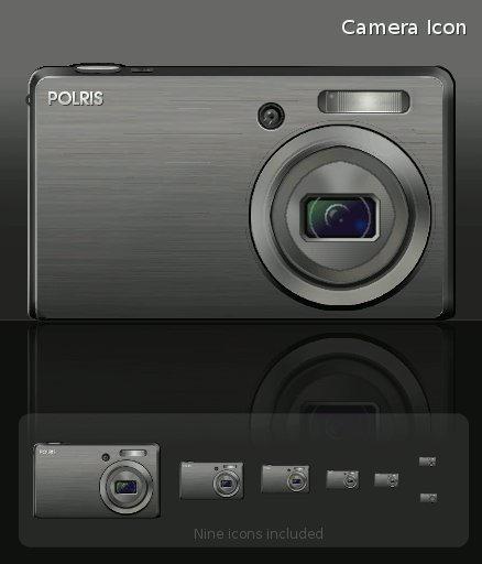 Camera Icon by twodayslate