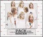 PACK RENDER TAEYEON ( 8 PNG )