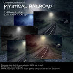 Mystical Railroad stock by Cindysart-stock