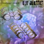 Royal Eye Glasses by cindysart-stock