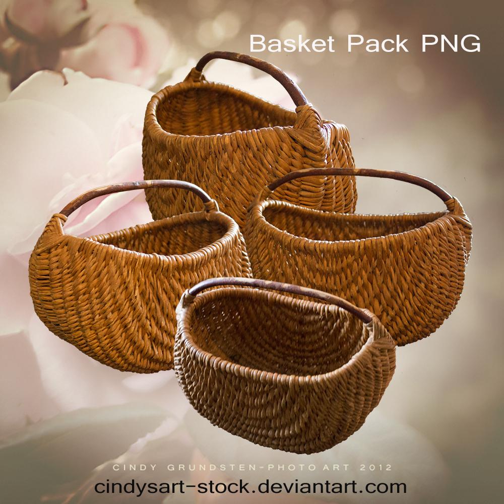Basket by cindysart-stock