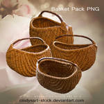 Basket by cindysart-stock