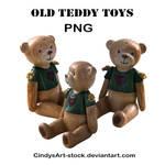 Old Teddy Toys