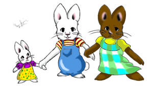 Max Ruby and Louise