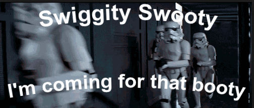 Swiggity Swooty Click To Preview By Oakward On Deviantart Swiggity swooty, slithering for that booty. swiggity swooty click to preview by