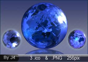 globe by Yulian04