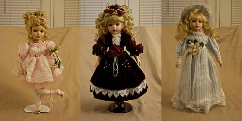 Elegant Dolls Pack