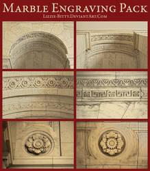 Marble Engravings HDR Pack
