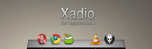 Xadio port for ObjectDock
