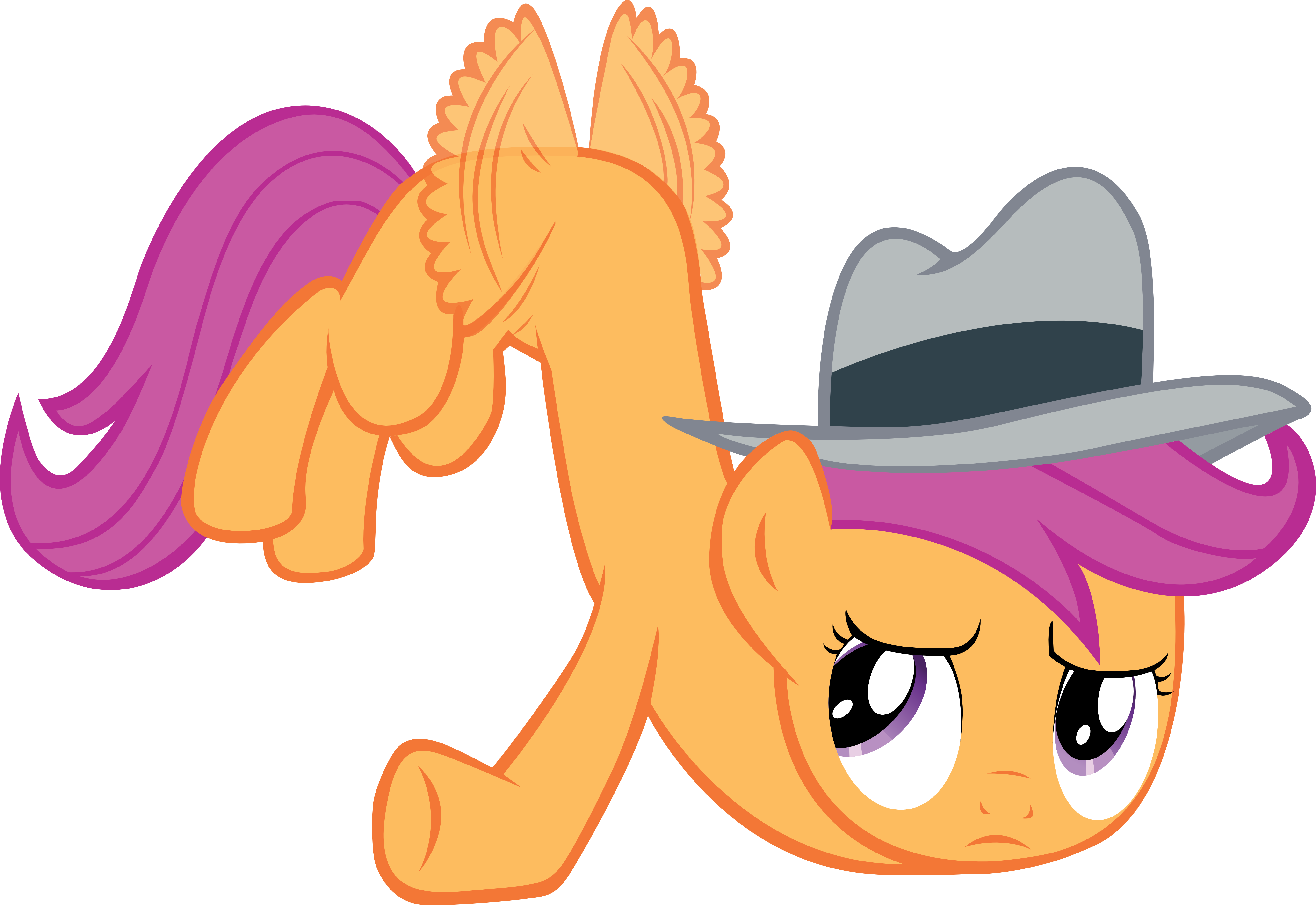 Scootaloo Can T Fly By Deadparrot22 On Deviantart Scootaloo can't fly yet, and she's not happy. deviantart