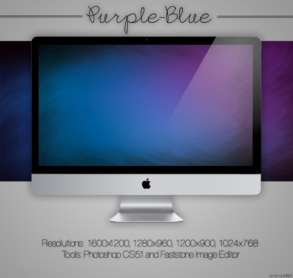 Purple-Blue by Kronos454
