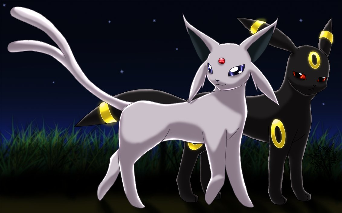Umbreon And Espeon Umbreon X Espeon Reader by