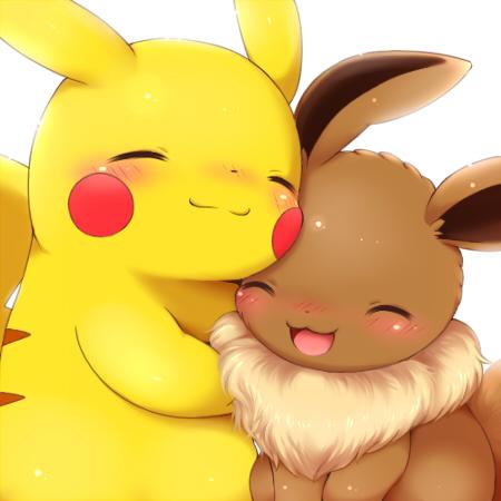 Pikachu X Eevee Reader by TheRavenGirl95 on DeviantArt  Pikachu X Eevee...