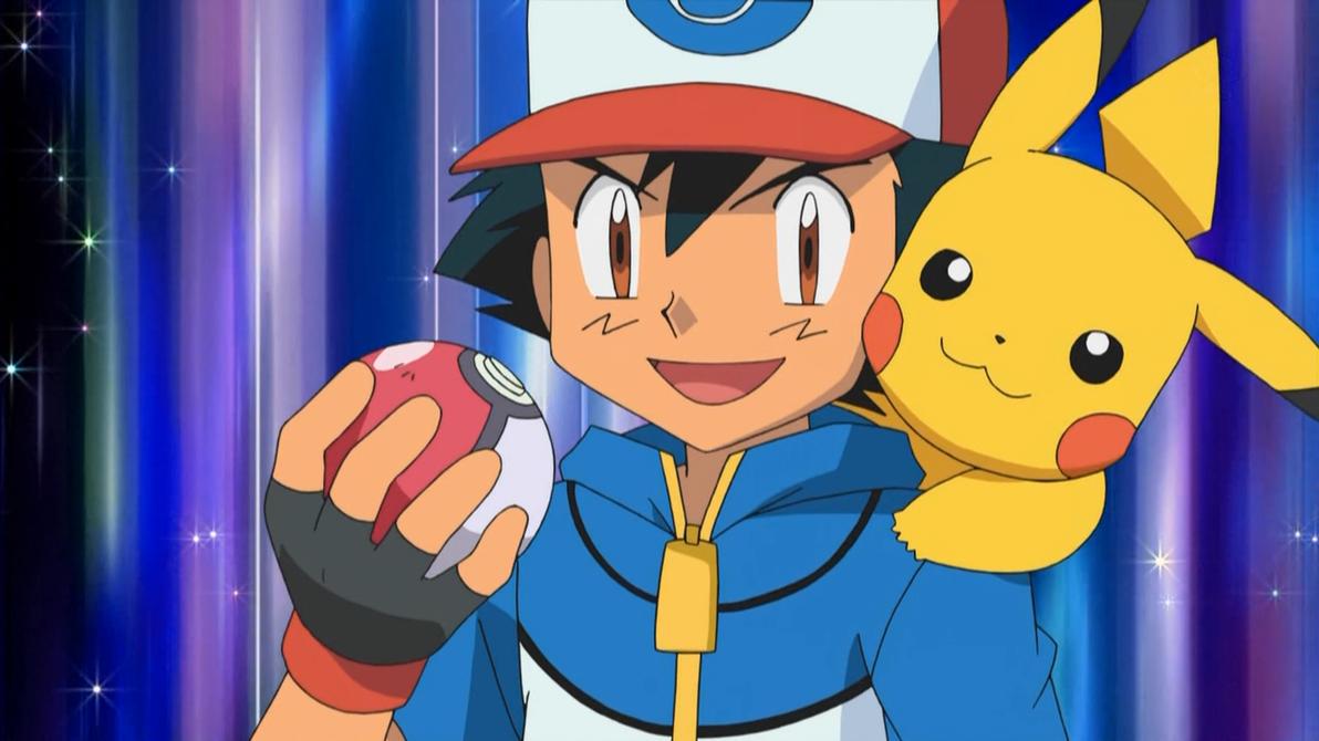 Pokemon fanfiction ash and delia lemons