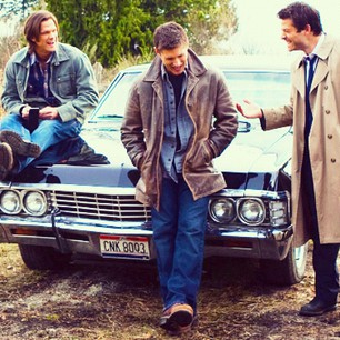 Drabble 1: Family (Supernatural x Child!Reader) by