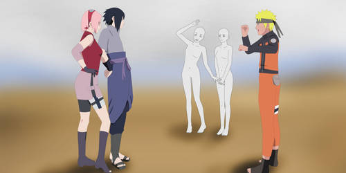 [Open Collab] Team 7 Collab by Inarihime