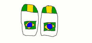 Brazilian Scorbunny Feet