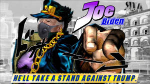 Joe Joe Biden - Wonder Woman Kamala Animation