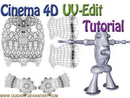 edit-UV-mesh-maxon bodypaint by ouidart