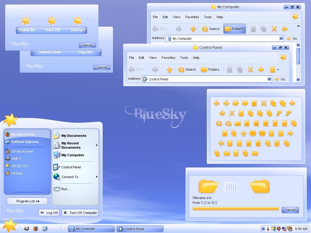 BlueSky by navigatsio