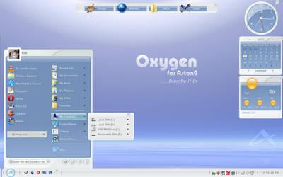 Oxygen by navigatsio