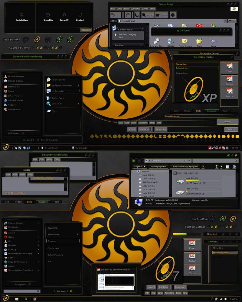 Eclipse by navigatsio